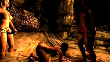 2015 skyrim let039_s have fun uber-sexy gamer getting.