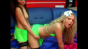 lesby girls brunette and blonde nice ass and pussy fuck webcam SexAtCams.com