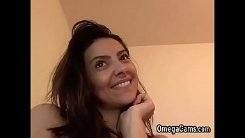 Desirable Brunette Amateur Femme Fatale