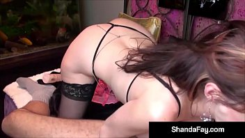 Naughty Housewife Shanda Fay Gets A Cock In Her Pussy &amp_ Ass!