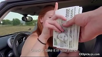 Amateur Eeropean Teen Slut Suck Dick For Cash In Public 23