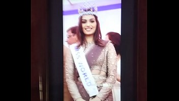 miss world manushi chillar jizz tribute.