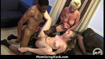 hot milf mom make a blowjob and ride a big black cock interracial 7