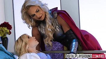 digitalplayground - whor princess of thunder a double.