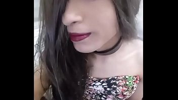 ultra-cute teenage tgirl - trans novinha.