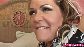 cougar kelly leigh takes two rigid penises for.