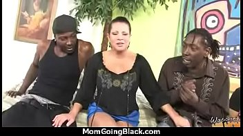 Huge Black Cock Destroys Amateur Housewife 23
