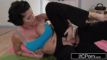 pliable yoga cougar shay fox just wants to.