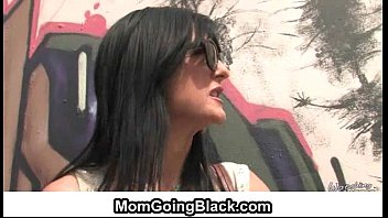 Interracial hardcore porn - Watching my mom go black 25
