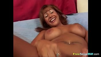 latina cougar gets a fucktoy for.
