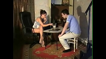 roksana ballbuster - the chessmaster witness free-for-all ball busting