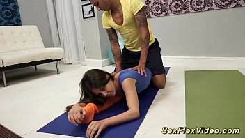 flexi hump with lucy girl gymnast