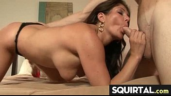 she blasts uber-cute cooter juices twenty-one