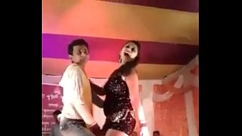 uber-sexy supah-plowing-hot desi teenage dancing on stage in.