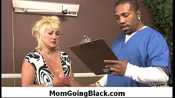 Mom going black - hard interracial porn 4