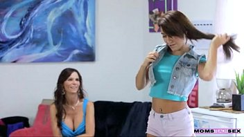 moms train hookup marina angel syren demer.