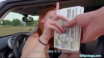 Teen Euro Amateur In Hardcore Public Fuck For Cash 16