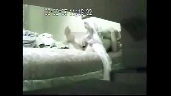 covert webcam caught my mummy stroking.
