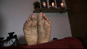 mature female pretty feet feet from.