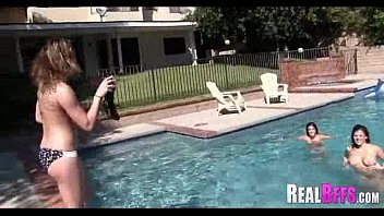 Pool party college orgy 080