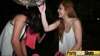 Group Sex At Party On Cam With Teen Sluty Girls (farrah &amp_ jade &amp_ tiffany) clip-21