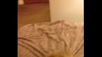 White Cougar bbw in hotel after club
