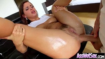 Round Sexy Big Ass Girl Love Hard Anal Sex On Cam clip-15