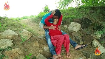 crimson-hot indian couples liking in public