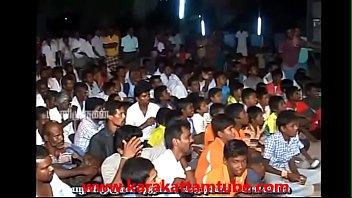 Tamil Hot Latest Karakattam Dance Night Collections 2016 &brvbar_ Hot Best Village Dance 2016