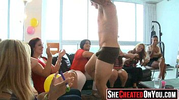 13 soiree dolls smashing at club with strippers 06