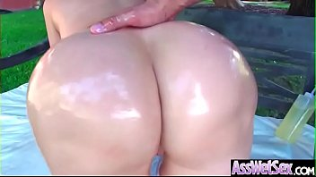 Anal Deep Sex Act With Big Round Ass Sluty Girl (Alena Croft) clip-03