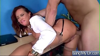 tory lane insane patient and physician in rock-hard.