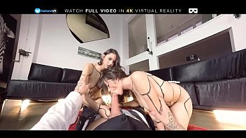 euro sapphic tarts get pulverized in 3some by.