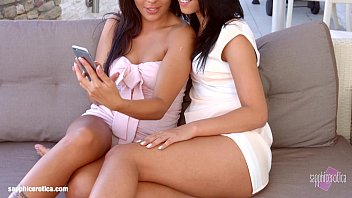 girl/girl erotica introduces vivien bell and angelina horny lesbos