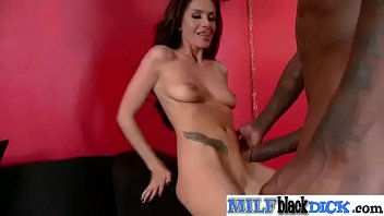 (randi wright) Slut Sexy Milf Enjoy Sex With Black Huge Cock Stud clip-20