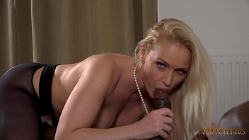 blondie kathia gargle large dark-hued monster.
