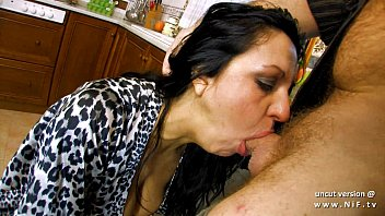 crazy french cougar buggered and dual plugged with.