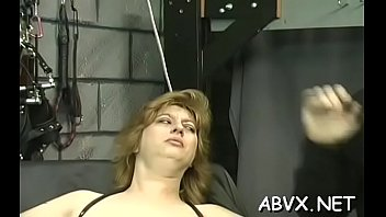 Bizarre bondage with hot mom and juvenile daughter