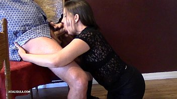 monstrous facial cumshot for azzurra after getting poked.